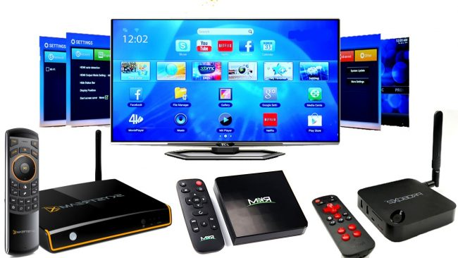 Android box-What is an Android TV Box?