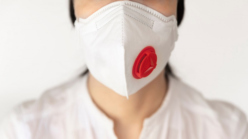 Are Masks with Valves Less Effective?