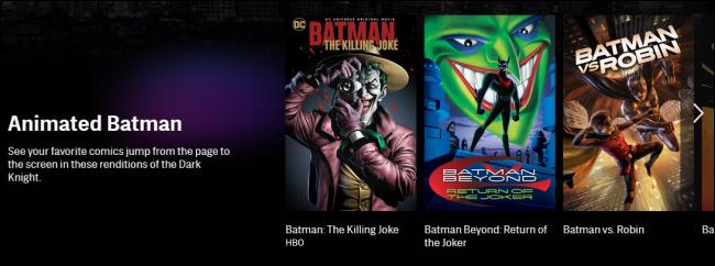 HBO Max Batman