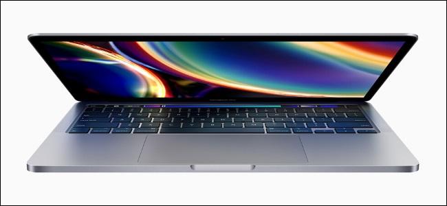 A 2020 13-inch MacBook Pro.