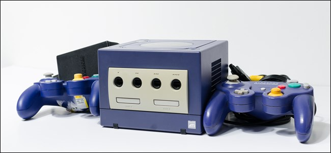 GameCube and Controllers