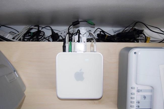 mac mini cables