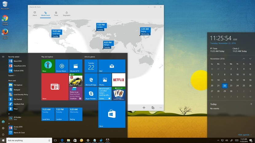 how you can add Multiple Time Zones in Windows 10 Taskbar