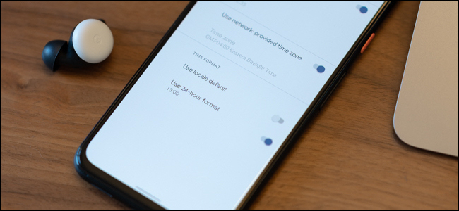 How to Change to a 24-hour Clock on Android