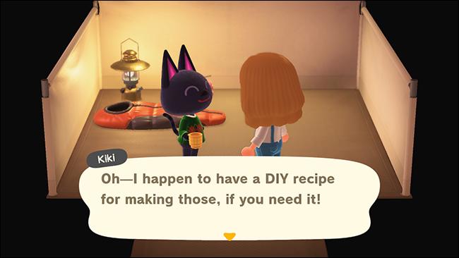 Amiibo Visitor DIY Recipe