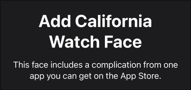 Add Watch Face Text
