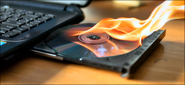 How to Burn a CD or DVD on Windows 10