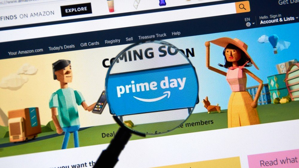 Prime Day Is October 13 & 14 Will Feature Amazon's Best Deals of the Year