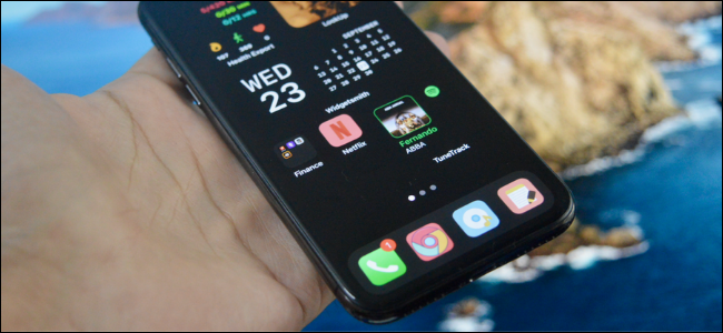 How to Customize Your iPhone Home Screen with Widgets and Icons