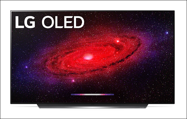 LG CX OLED 2020 Flagship TV