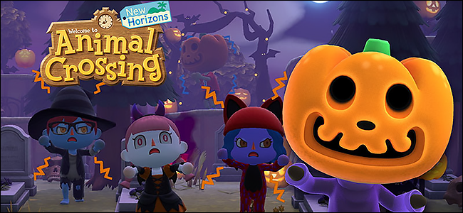 How to Prepare for Halloween in 'Animal Crossing: New Horizons'