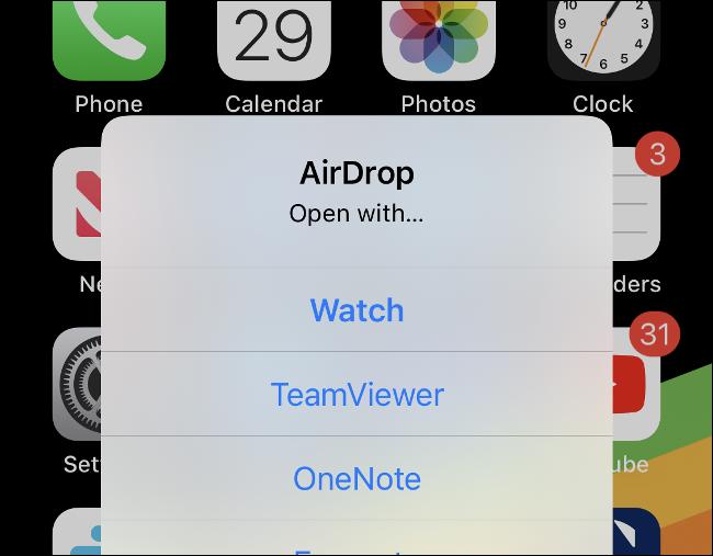 Open .watchface File in Watch App on iPhone