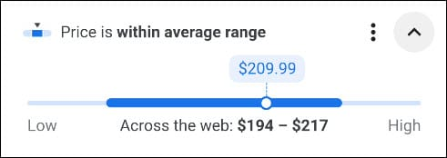 """A product that is """"Within Average Range."""""""