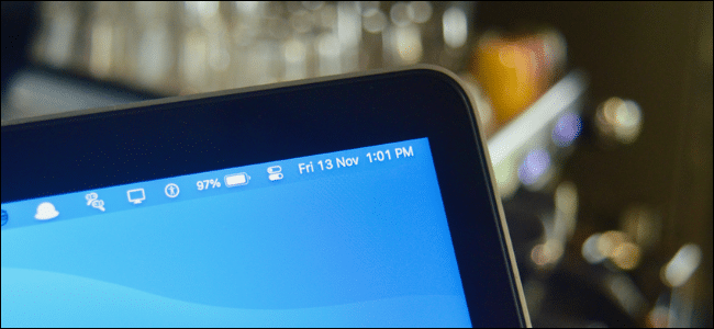 How to Customize the Time and Date in the Mac Menu Bar