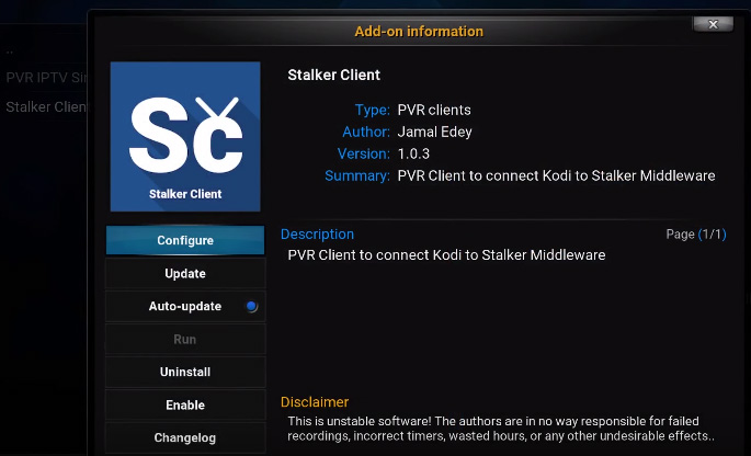 Iptv-kodi-Stalker