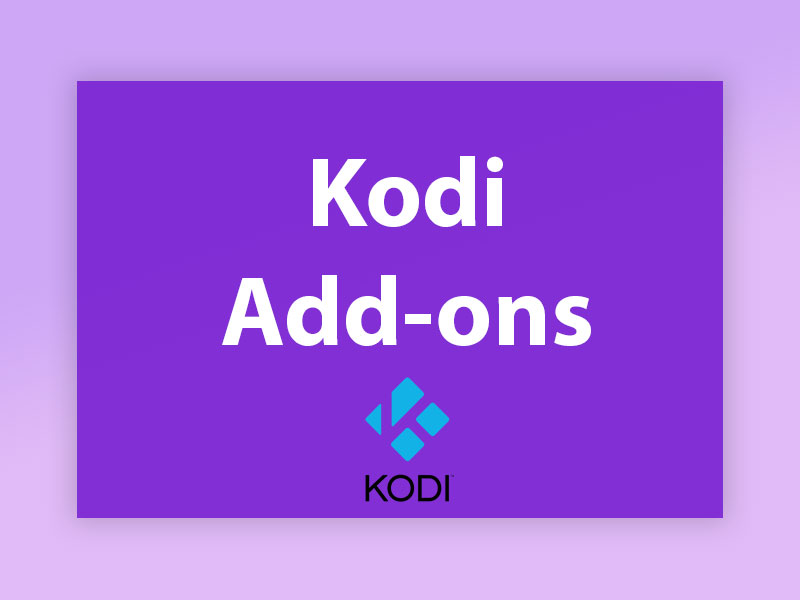 What is a Kodi addon?