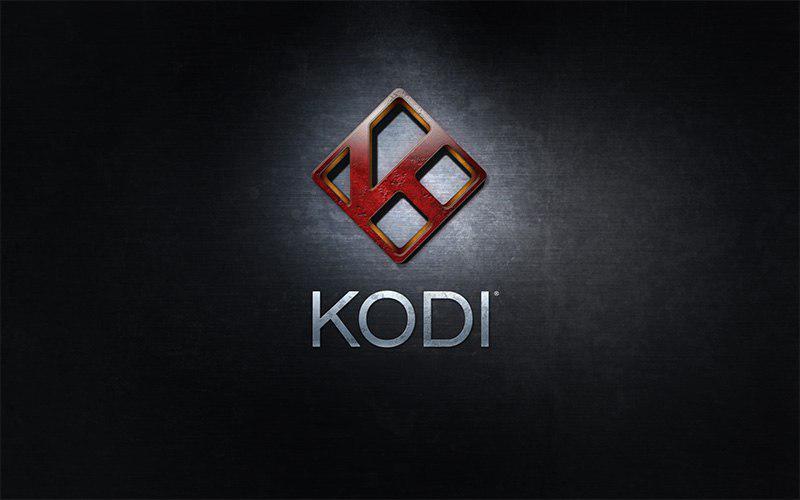 Kodi startup Logo