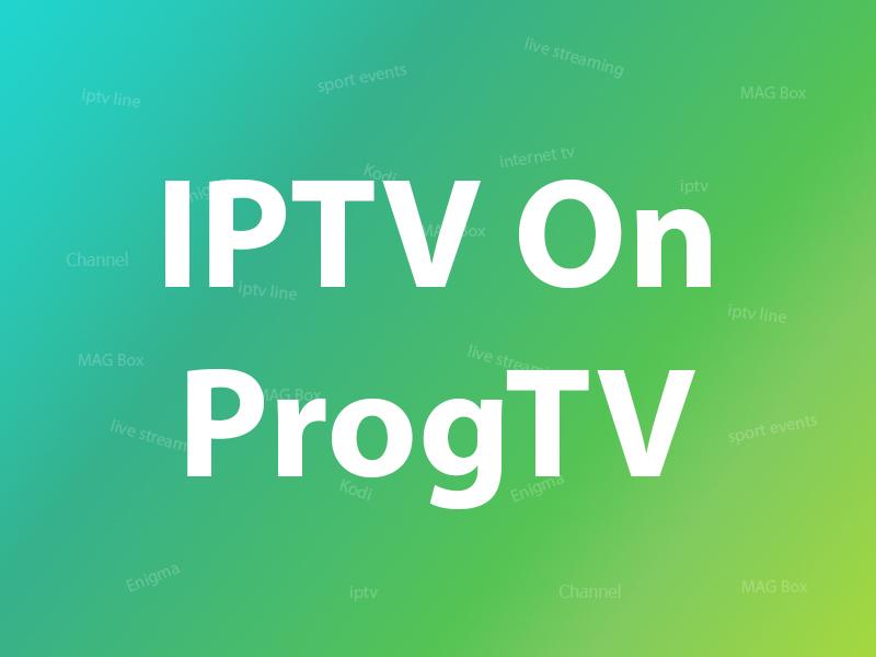 IPTV on Prog TV