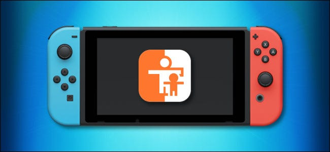 Nintendo Switch Parental Controls Icon and Console